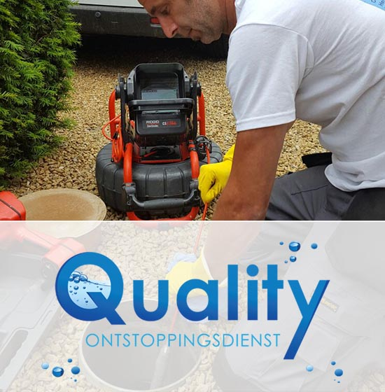 Quality Ontstoppingsdienst - Services
